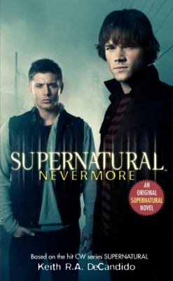 Supernatural - Nevermore Review Cover
