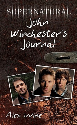 Supernatural: John Winchester's Journal Review Cover