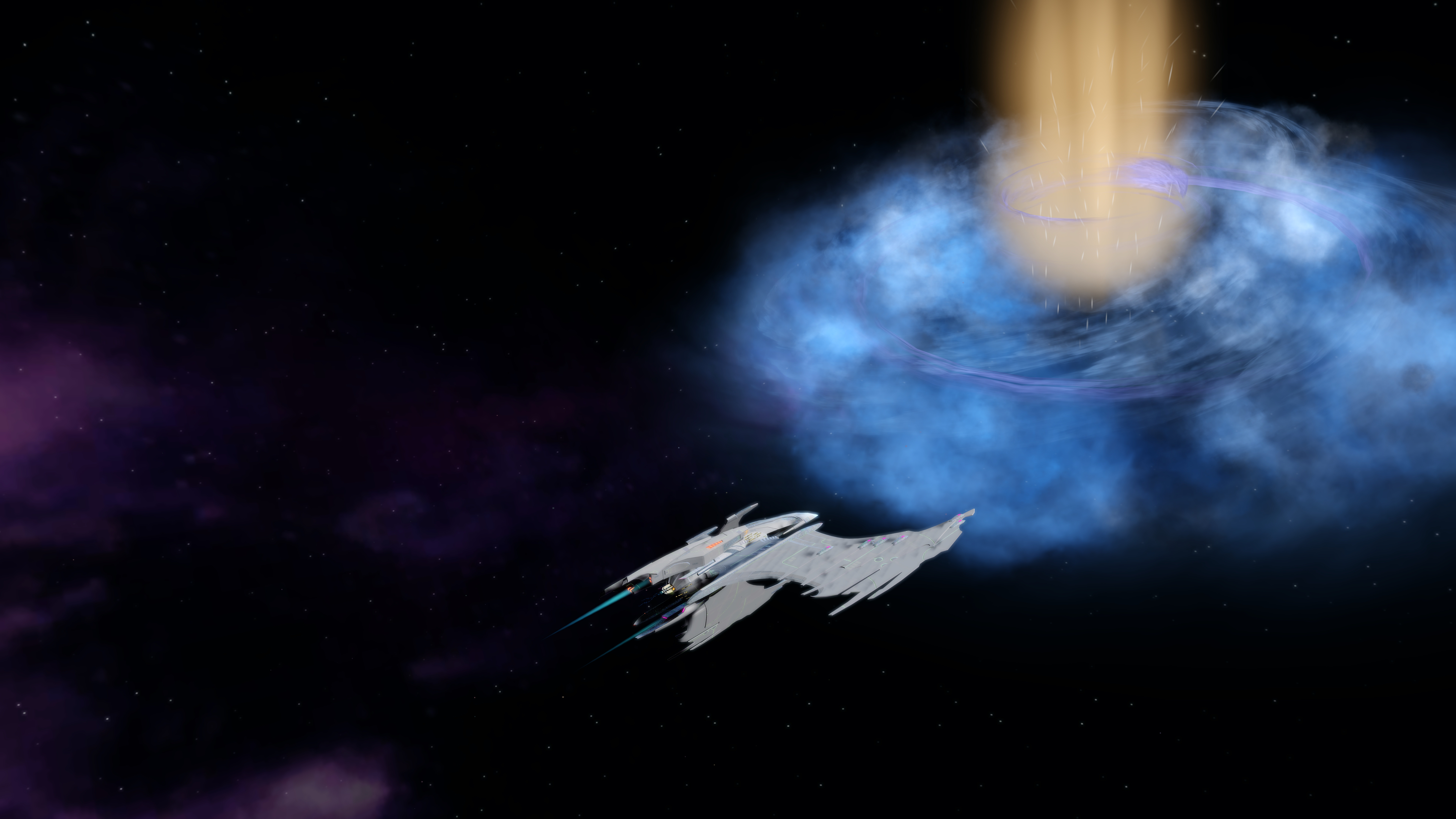 RRW Antius - my Eng main's ship heading off to work