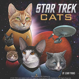Star Trek Cats Review Cover