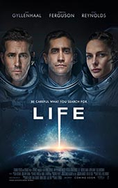 LIFE (2017) Review Cover