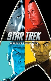 Star Trek: Countdown Review Cover