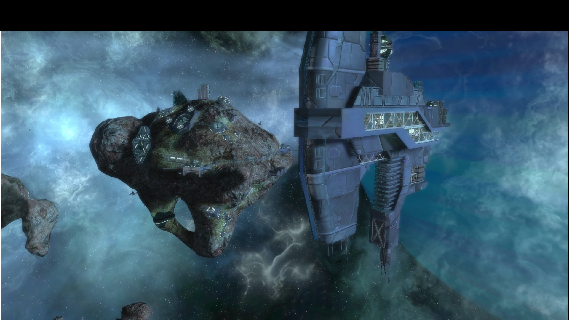 Fleet Dilithum Mine by jdciollins 12th Legacy Fleet