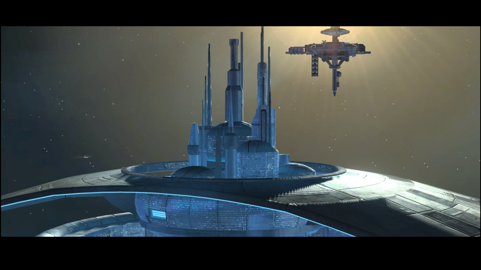 Fleet Starbase by jdciollins 12th Legacy Fleet