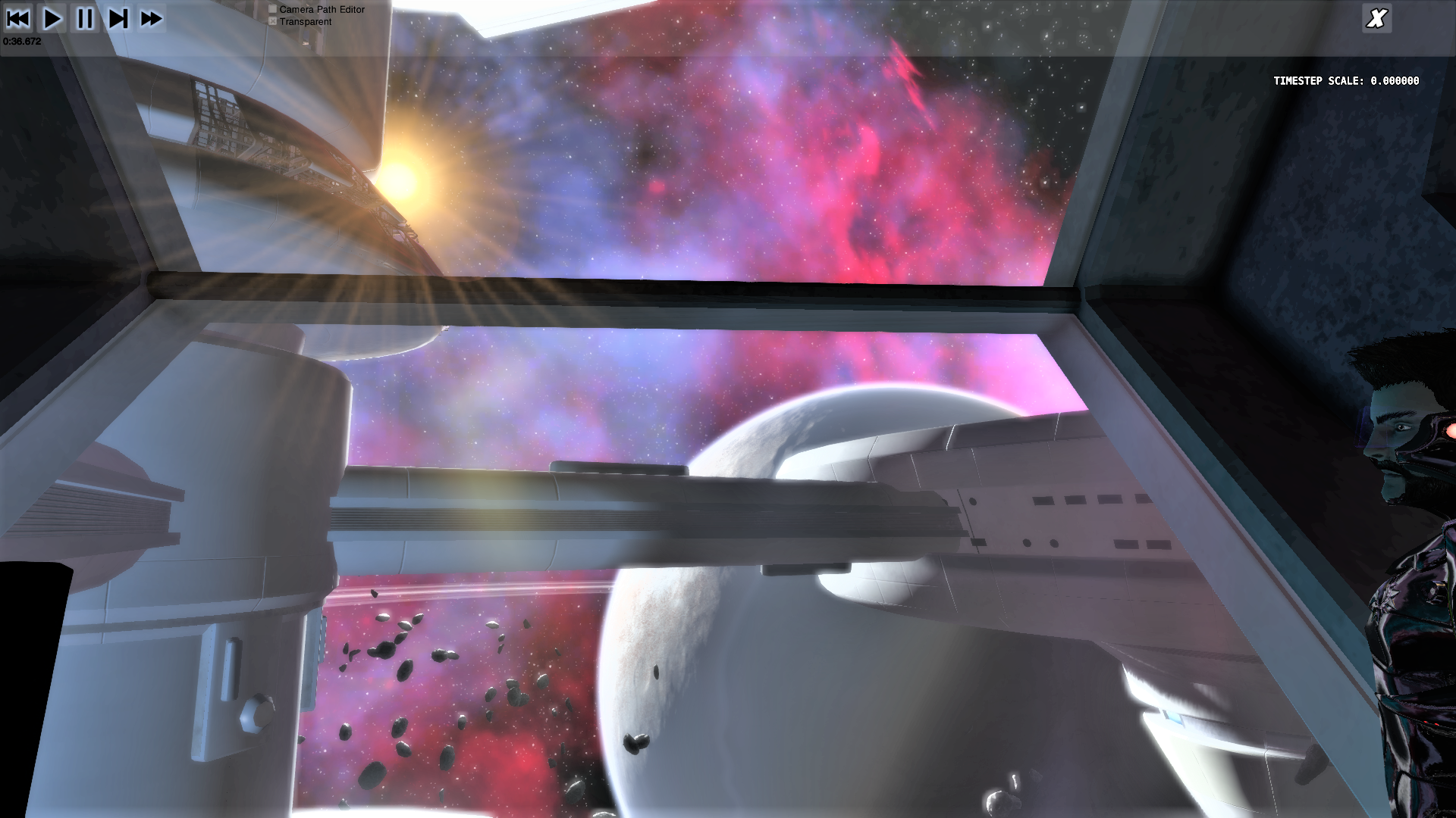 View Outside of K 13 by jdciollins 12th Legacy Fleet