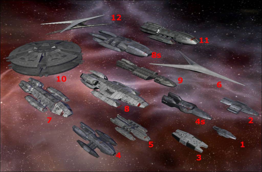 Guide] - Best Star Trek mod for Star Wars EAW FoC  Sci-Fi at War