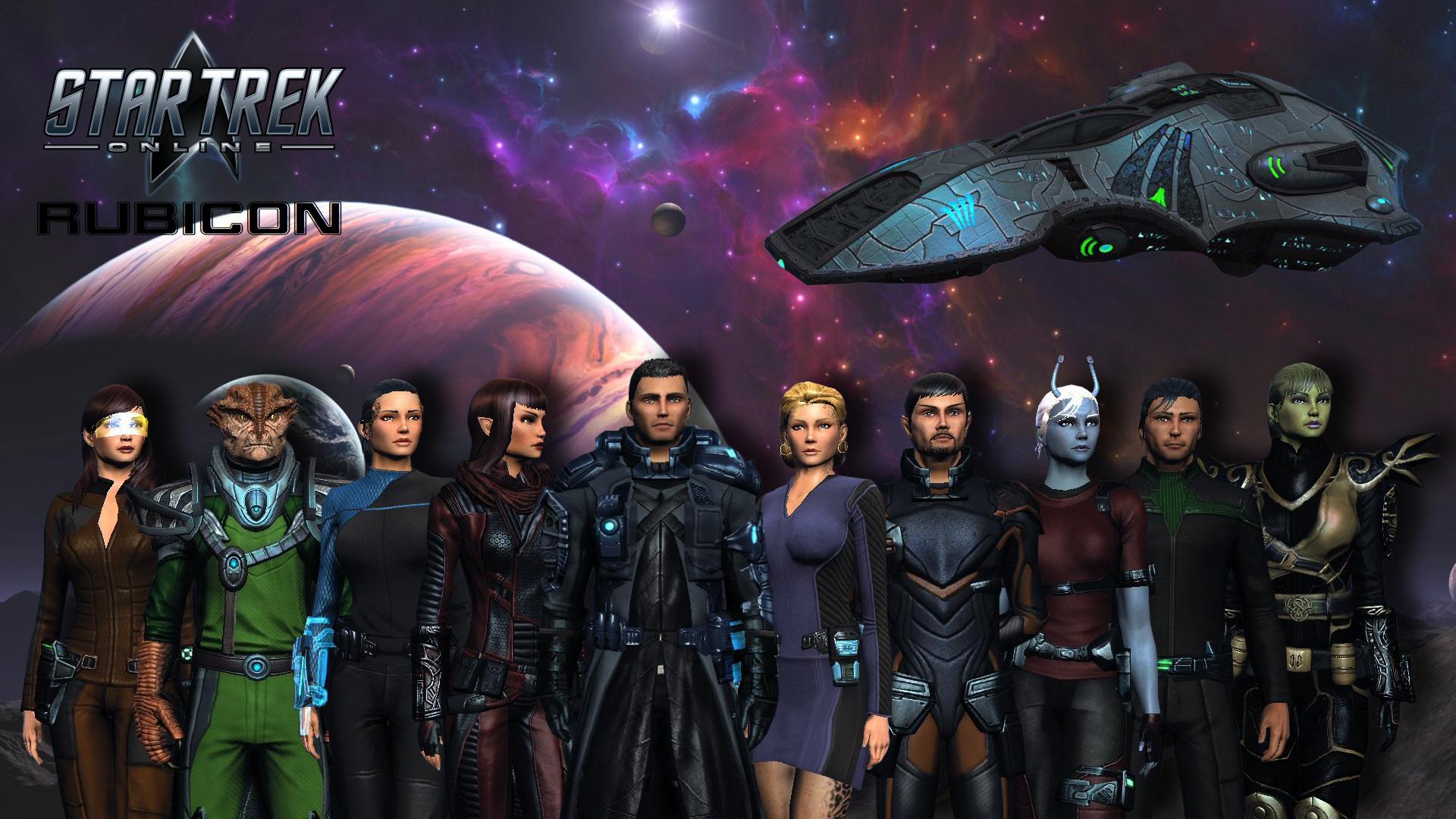 Star Trek Fleet Command - Page 2