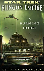 A Burning House Review Cover