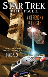 Star Trek: The Fall: A Ceremony of Loses Review Cover