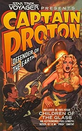 Captain Proton: Defender of the Earth Review Cover