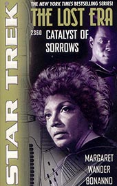 Catalyst of Sorrows Review Cover