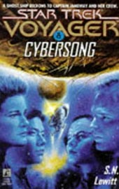 Cybersong Review Cover