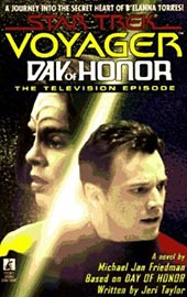 Day of Honor Review Cover