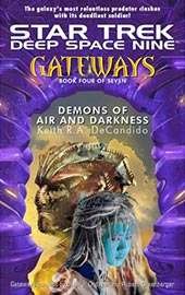 Gateways #4: Demons of Air and Darkness Review Cover