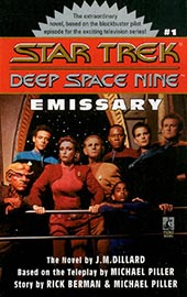 Emissary Review Cover