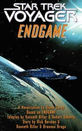 Endgame Review Cover