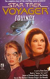 Equinox Review Cover