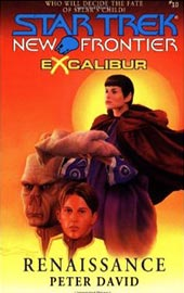 Excalibur: Renaissance Review Cover