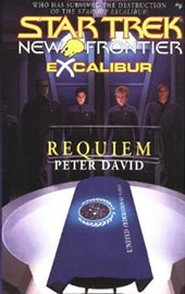 Excalibur: Requiem Review Cover