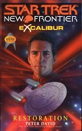 Excalibur: Restoration Review Cover