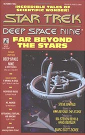 Far Beyond the Stars Review Cover