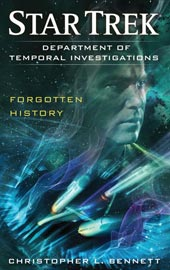 Forgotten History Review Cover