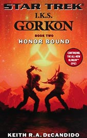 Honor Bound Review Cover