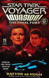 Invasion!: The Final Fury Review Cover