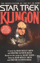 Klingon Review Cover