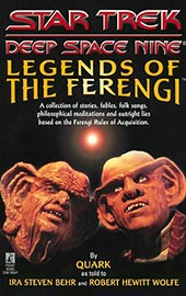Legends of the Ferengi Review Cover