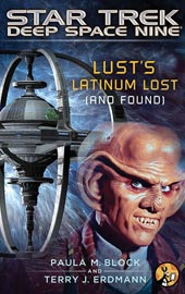 Lust's Latinum Lost (and Found) (eBook) Review Cover
