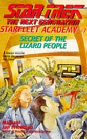 Secret of the Lizard People Review Cover