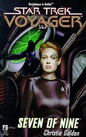 Seven of Nine Review Cover