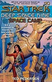 Space Camp Review Cover