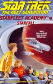 Starfall Review Cover