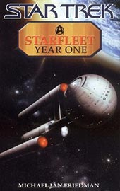 Starfleet: Year One Review Cover
