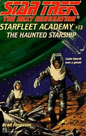 The Haunted Starship Review Cover