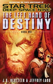 The Left Hand of Destiny: Book One Review Cover