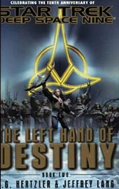 The Left Hand of Destiny: Book Two Review Cover