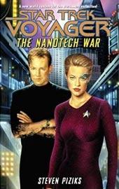 The Nanotech War Review Cover