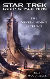 The Never-Ending Sacrifice Review Cover