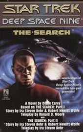 The Search Review Cover
