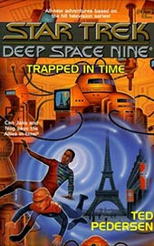 Trapped in Time Review Cover