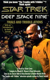 Trials and Tribble-ations Review Cover