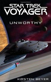Unworthy Review Cover