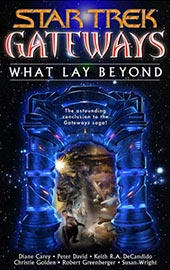 What Lay Beyond Review Cover