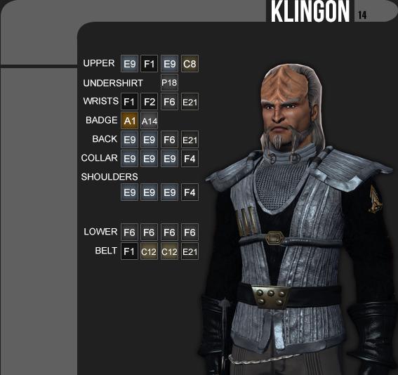 KlingonUniform