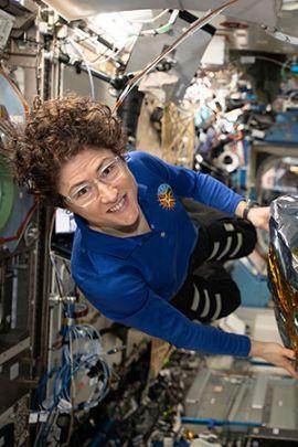 NASA%20Astronaut%20Christina%20Koch%20Installing%20The%20CAL