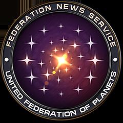Federation News Service Logo