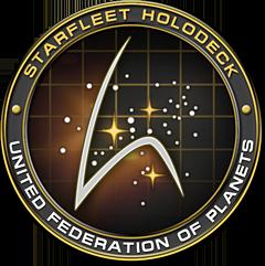 Starfleet Holodeck Logo